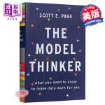 【中商原版】模型思维 英文原版 The Model Thinker: What You Need to Know to