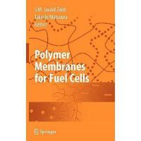 【预订】Polymer Membranes for Fuel Cells