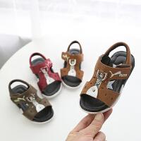 男童凉鞋新款潮学生中大童小孩的童鞋夏季儿童沙滩鞋