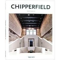 CHIPPERFIELD 精选薄本 建筑大师 大卫・奇普菲尔德 作品精选 建筑设计书籍