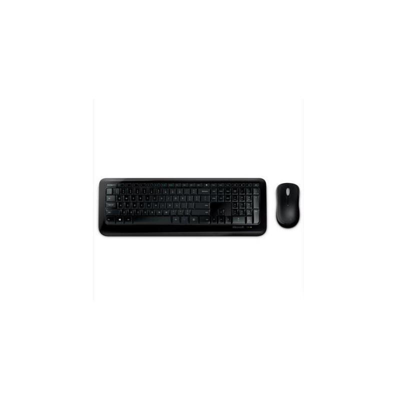 微软850无线套装 无线键鼠套装800升级版 套装 套件 无线键盘鼠标