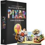 英文原版 Disney Pixar : A Pop-up Celebration迪士尼皮克斯 经典动画形象立体书