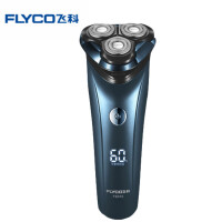 飞科(FLYCO)电动剃须刀FS310全身水洗充电式胡须刀男士刮胡子刀充插两用一小时快充智能显示