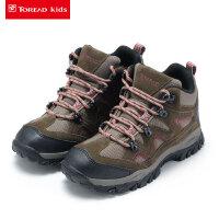探路者童鞋 秋冬款男女童运动鞋儿童户外登山鞋透气