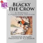 【中商海外直订】Blacky the Crow: The Vintage Collection