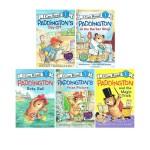 英文原版 I Can Read Paddington 帕丁顿熊 6本 儿童绘本 分级读物