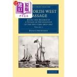 【中商海外直订】The North West Passage: Being the Record of a Voyag