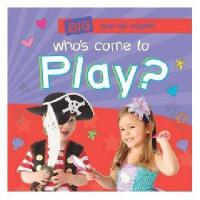 Photographic Pop-Up: Who\\\'s Come to Play?