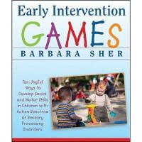 【预订】Early Intervention Games: Fun, Joyful Ways To