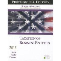 【预订】South-Western Federal Taxation 2013: Taxation of