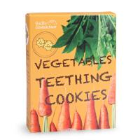 宝贝顾问BabyConsultant蔬菜味星星牙饼星星饼干盒装饼干宝宝饼干