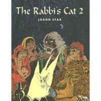 【预订】The Rabbi's Cat 2
