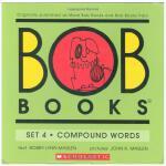 英文原版 鲍勃书套装4:复合词 Bob Books Set 4: Complex Words