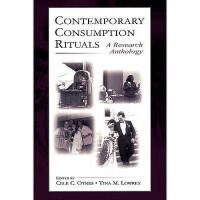 【预订】Contemporary Consumption Rituals: A Research