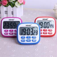 汉时钟表 多功能 电子倒计时器TIMER 厨房定时器提醒器学生闹钟 HT43 此款计时器铃声约为70-80分贝,测试仪