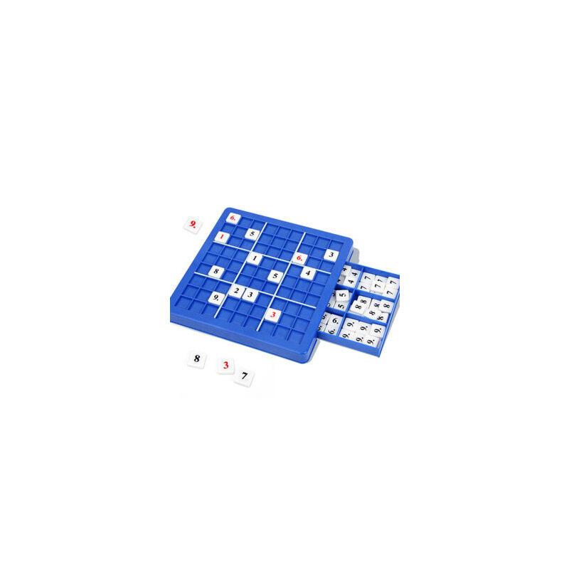 小乖蛋儿童智力开发思维训练数独游戏棋九宫格益智玩具男孩4-6岁