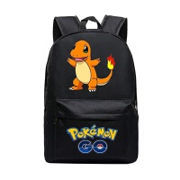 口袋妖怪皮卡丘双肩包pokemon神奇书包宠物小精灵背包动漫 高45厘米*宽30厘米*厚15