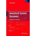 【预订】Analytical System Dynamics: Modeling and Simulation