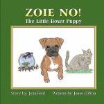 【预订】Zoie No! the Little Boxer Puppy