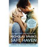 【现货】Safe Heaven 英文原版 爱情避风港 尼古拉斯斯帕克 作品 小开本简装版 漂流瓶寻真爱