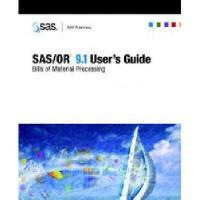 【预订】SAS/Or 9.1 User's Guide: Bills of Material