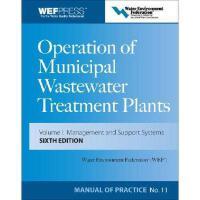 【预订】Operation of Municipal Wastewater Treatment Plants: