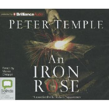 【预订】An Iron Rose 美国库房发货,通常付款后3-5周到货!