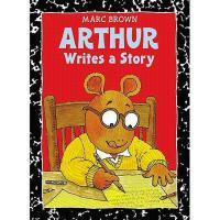 【预订】Arthur Writes a Story Y9780316111645