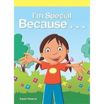 【预订】I'm Special Because... 美国库房发货,通常付款后3-5周到货!