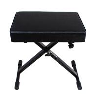 单人折叠电子琴凳X型可升降调节电钢琴凳吉他椅古筝练琴凳子