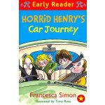 Horrid Henry's Car Journey (Orion Early Readers) 淘气包亨利-开车去旅行 ISBN 9781444001075