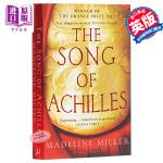 【中商原版】阿基里斯之歌(2012年英国柑橘文学奖) 英文原版 The Song of Achilles