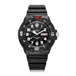 Casio 卡西欧 手表 学生表男士手表休闲运动潜水款男表MRW-200H-1B