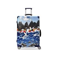 【领40元礼券】网易严选 24寸 颐和园六合太平纯PC铝框拉杆箱出差旅行收纳行李箱