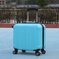 14寸商务拉杆箱男万向轮旅行箱包小型16行李箱空姐登机箱女18定制