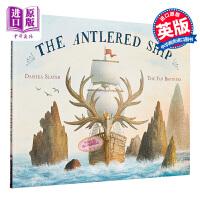 【中商原版】Terry Fan:鹿船 The Antlered Ship 低幼童书 故事书 亲子绘本 名家绘本 精品绘本