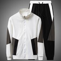 男士外套秋季韩版潮流帅气一套搭配衣服男生秋装休闲运动服套装潮