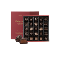 网易严选 比利时 巧克力礼盒 325克
