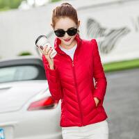 中年女冬装棉衣2017新款潮40-50岁妈妈冬季外套羽绒短款棉袄