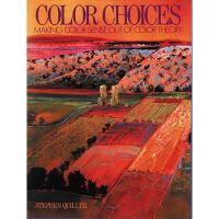 【预订】Color Choices: Making Color Sense Out of Color
