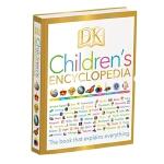 【中商原版】DK全新儿童大百科 一本解读万物的百科全书 英文原版 DK Children's Encyclopedia