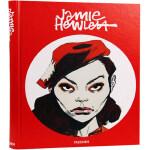 Jamie Hewlett 漫画家吉米何力特 作品集画册 Jamie Hewlett Gorillaz 艺术绘画作品集