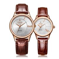 皮带情侣手表一对价情侣表简约对表情人节礼物
