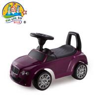 儿童滑行猪仔车四轮宝宝扭扭车带音乐溜溜车踏行