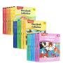 英文原版  Highlights Storybook Collection 学前级 初级 中级18盒108册合售  内附答案   亲子互动学习认知家庭练习册  儿童图画故事书