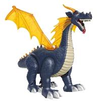 下蛋恐龙玩具儿童电动仿真动物模型会走路的儿童玩具