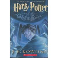 【正版直发】哈利波特与凤凰社(美国版,平装)进口原版 平装 青少年文学童书 5-8岁 J. K. Rowling(J.