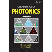 【预订】Fundamentals Of Photonics, Second Edition