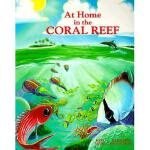 【预订】At Home in the Coral Reef Y9780881064865