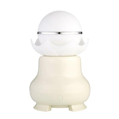 香薰加湿器 迷你家用卧室usb充电空气净化器办公室简约声波雾化小夜灯加湿器 发货周期:一般在付款后2-90天左右发货,具体发货时间请以与客服协商的时间为准